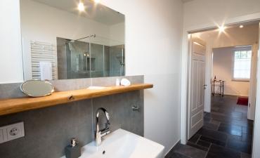 Appartment Badezimmer